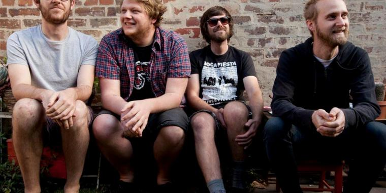 Tappen nicht in die Lagerfeuerfalle: The Smith Street Band