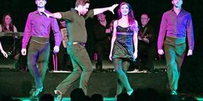 "Temperament trifft Perfektion: Die Tanzshow ""Celtic Rhythms of Ireland"" ist zu Gast in Garbsen."