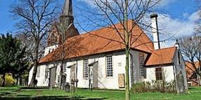 Die Martinskirche in Sievershausen.