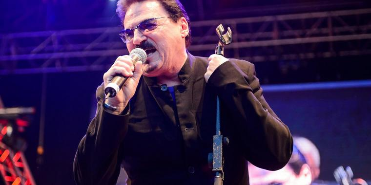 Foto: Classic Open Air mit Ex-Toto-Lead-Singer Bobby Kimball.