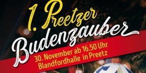 Acht Teams messen sich am 30. November in der Preetzer Blandfordhalle.