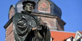 Foto: Reformator Martin Luther