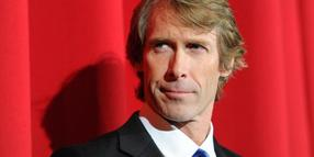 Michael Bay 2011 in Berlin bei der Europapremiere von «Transformers 3».