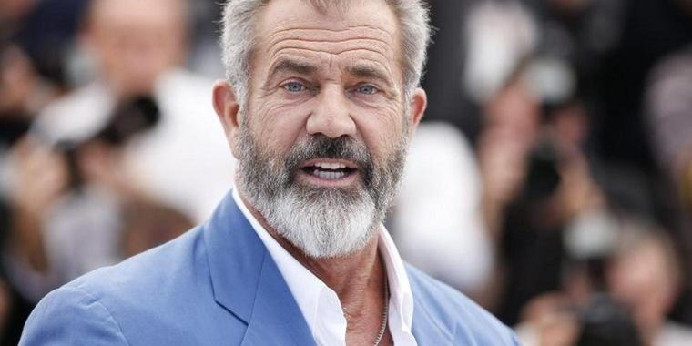 Mel Gibson 2016 in Cannes.