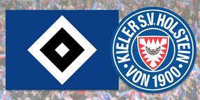 Liveticker Hamburger SV - Holstein Kiel.