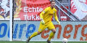 KSV-Keeper Thomas Dähne im Video-Interview mit dem KN-Sportbuzzer.