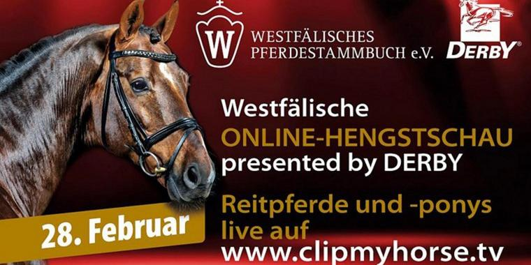 Foto: Online Hengstschau By DERBY