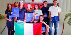 Foto: Laser Radial Youth Worlds.