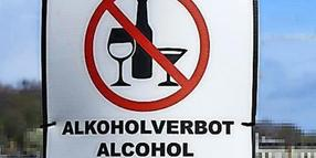 Partielles Alkoholverbot in Stormarn.