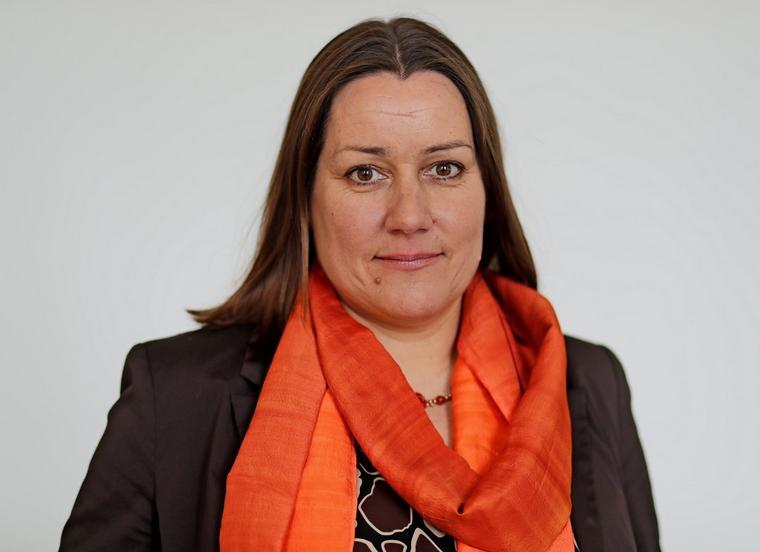 Beate Raudies (SPD)