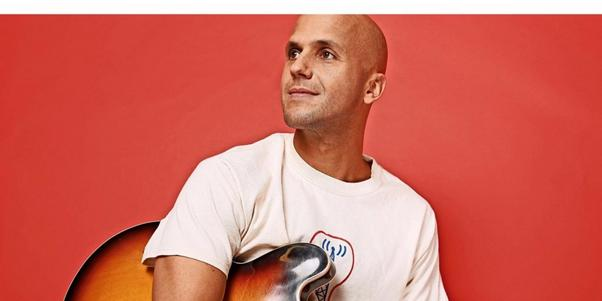 Am 31. August in der Elbphilharmonie in Hamburg: Sänger Milow