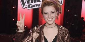 "Natia Todua siegte im Finale der Sat.1-Castingshow ""The Voice of Germany""."