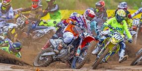Start in den ADAC MX Youngster Cup.