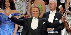 André Rieu in der Arena Leipzig.