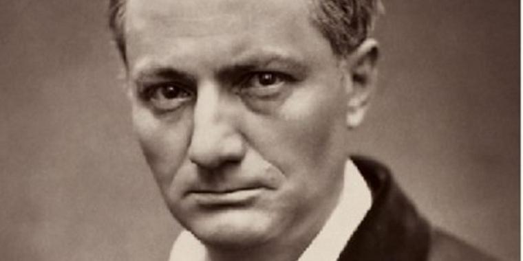 Charles Baudelaire (1821–1867).