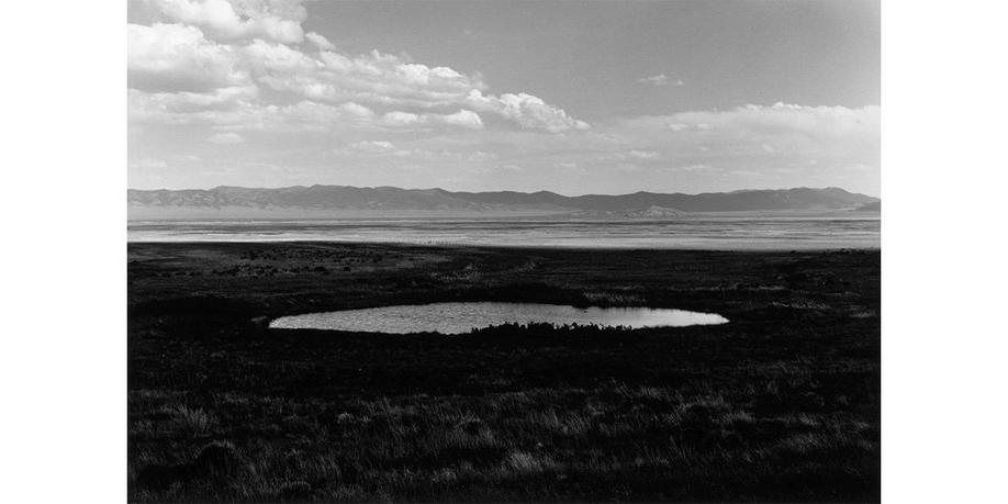 Ruby Valley | 2015 | Gelatin silver print | 24 × 30.5 cm.