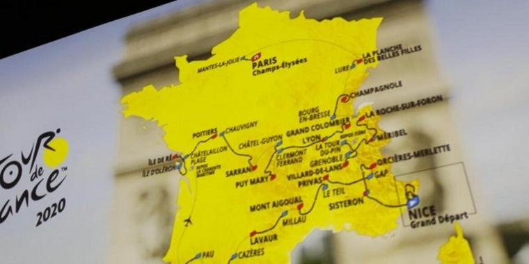 Am 29. August soll die Tour de France 2020 in Nizza starten.