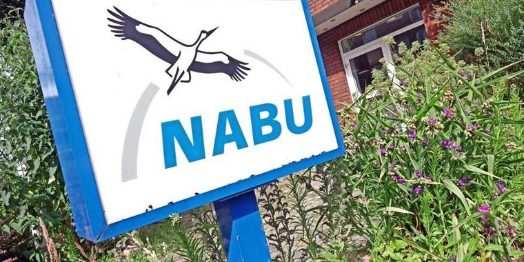 07.07.2020, Hamburg: Außenansicht der Zentrale des Naturschutzbund Deutschland (NABU) in Hamburg. Der Nabu in Brandenburg warnt vor knapper werdenden Wasserressourcen.