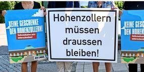 Start der Volksinitiative im August 2019.