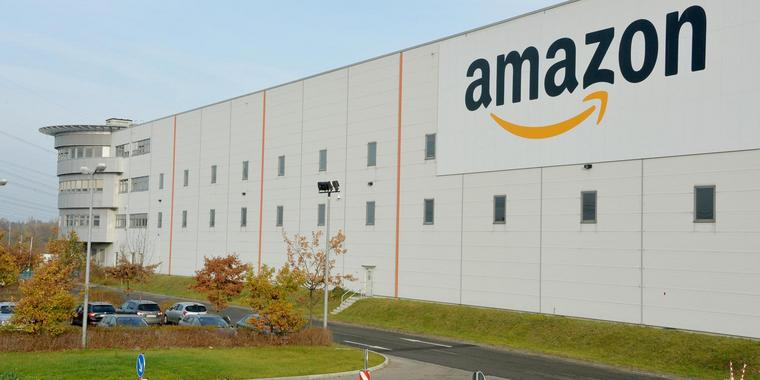Amazon in Brieselang