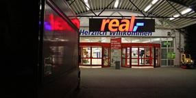 Real Markt in Falkensee