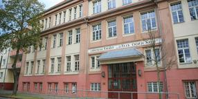 Die Duncker Oberschule in Rathenow