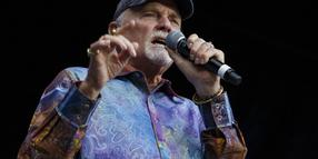 Mike Love, Sänger der Beach Boys.