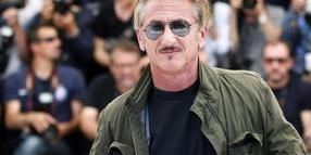 Ohne Charlize: Sean Penn in Cannes.