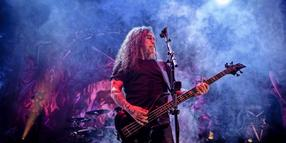 SLAYER (Tom Araya) - FINAL WORLD TOUR - live in der Olympiahalle, München am 29.11.2018 *** SLAYER Tom Araya FINAL WORLD TOUR live in the Olympiahalle Munich on 29 11 2018