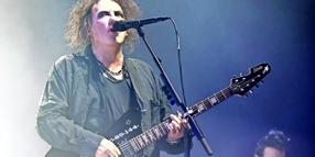 The-Cure-Frontman Robert Smith