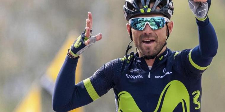 Alejandro Valverde ist in Top-Form.