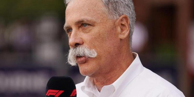 Chase Carey, Vorsitzender der Formula One Group.