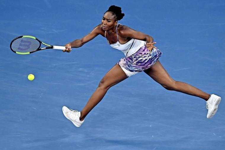 Überraschungs-Finalistin Venus Williams
