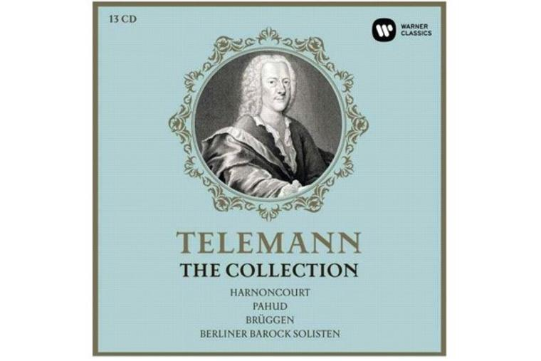 Telemann – The Collection