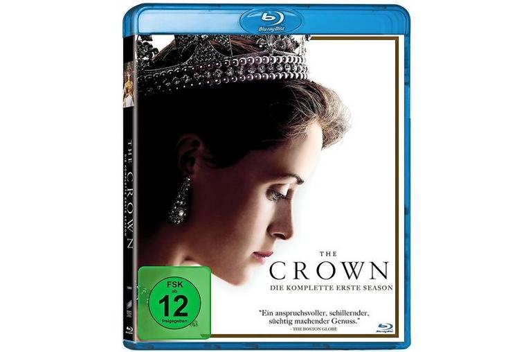 The Crown, Staffel 1