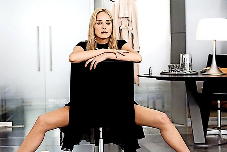 "Sharon Stone als Catherine Tramell in ""Basic Instinct 2"""
