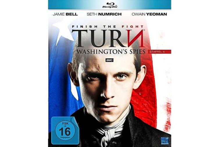 Turn – vierte Staffel
