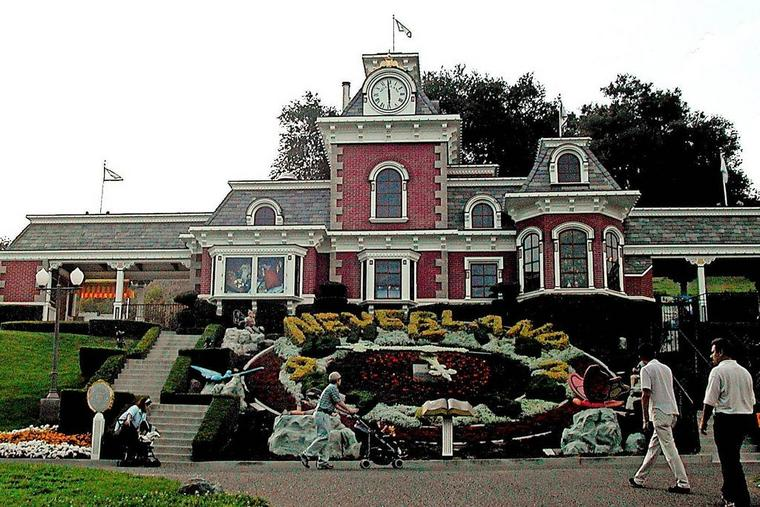 Die Neverland Ranch von Michael Jackson