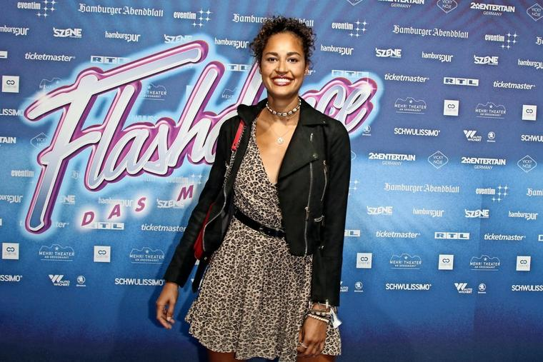 Lovelyn Enebechi, Flashdance Premiere, Mehr