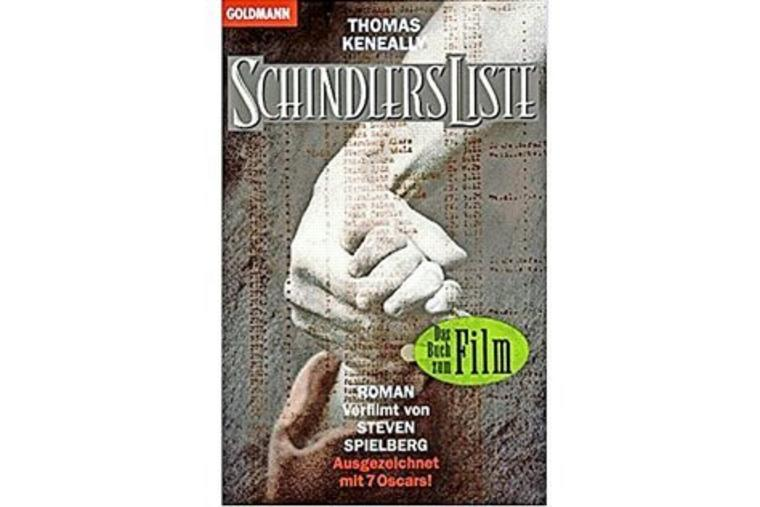 Schindlers Liste Buchcover