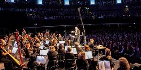 """Eindringlich:""""The Night Holocaust Concert"""" im Kuppelsaal."""