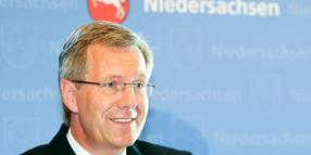 Sucht professionelle Berater: Christian Wulff.