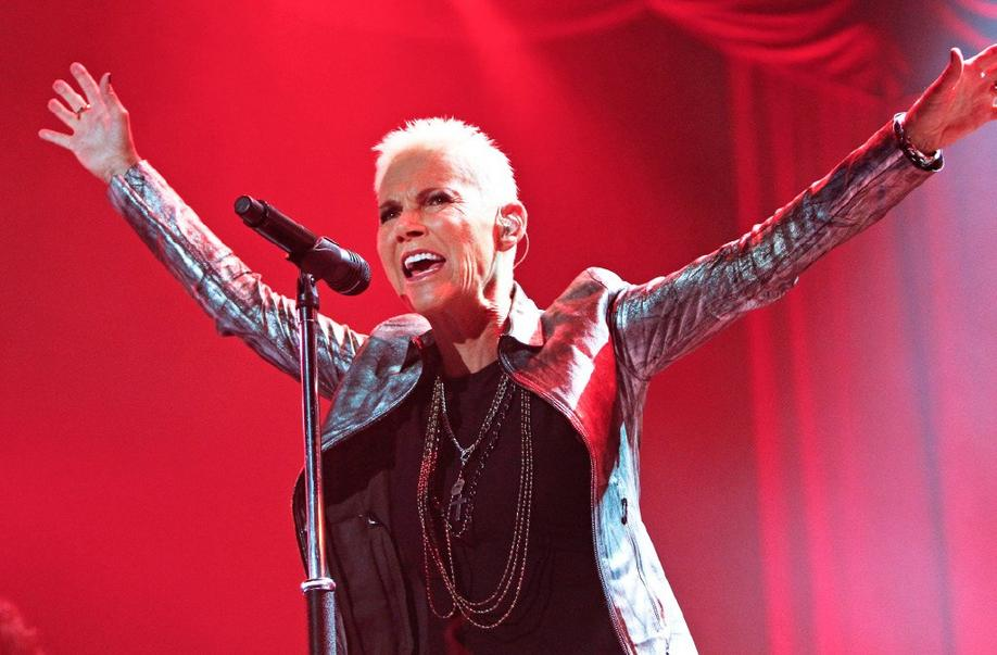 7000 Fans feiern mit Roxette in Hannovers TUI-Arena.