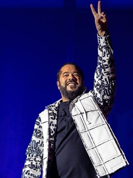 Adel Tawil in der Swiss-Life-Hall in Hannover