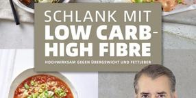 Matthaei, Bettina/Kurscheid, Thomas: Schlank mit Low Carb - High Fibre, Becker Joest Volk Verlag, 216 S., 29,95 Euro, ISBN: 978-3954531790.