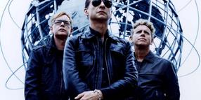 Bald in Hannover: Depeche Mode.