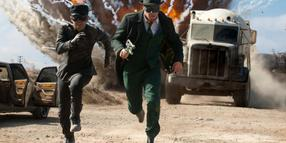 """The Green Hornet"" startet am 13. Januar in den deutschen Kinos."