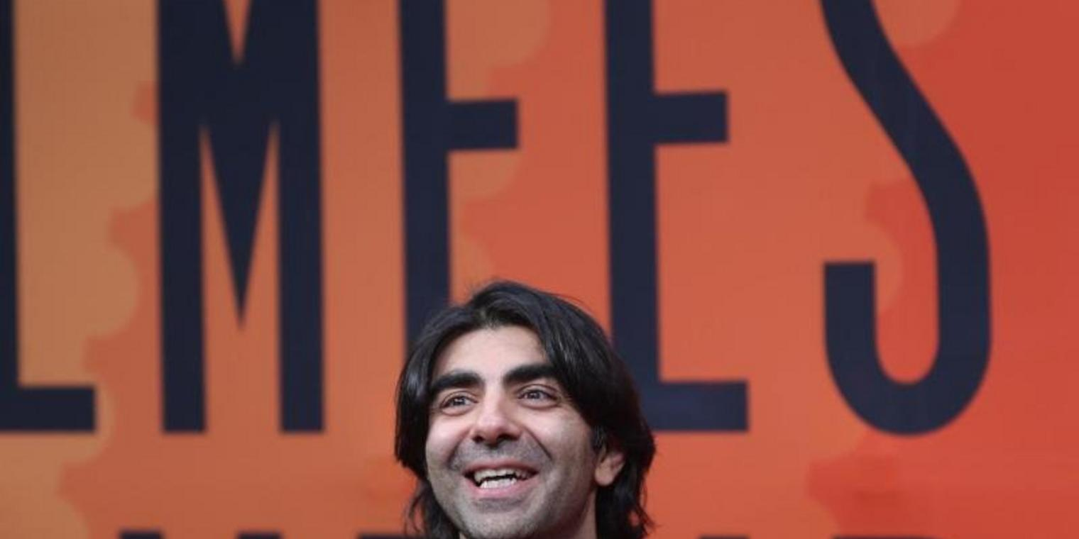 Hamburger Jung: Fatih Akin.