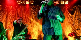 UB 40 im Capitol in Hannover.
