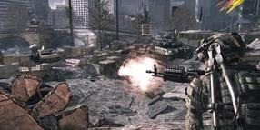 Screenshot aus dem Computerspiel «Call of Duty - Modern Warfare 3».